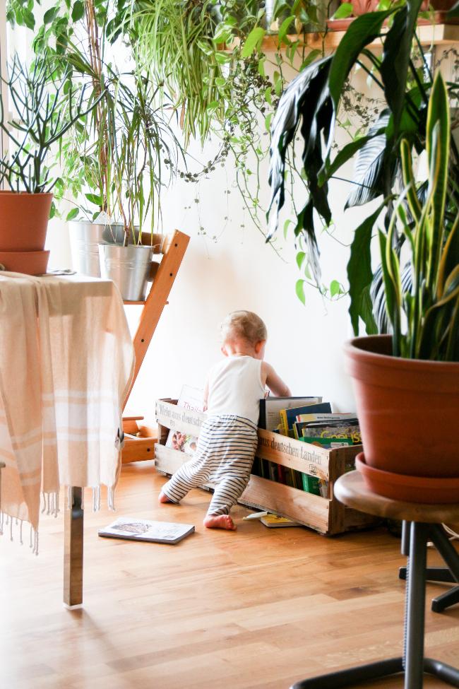 Najlepšie veci po prvom roku materstva / Čarovný život