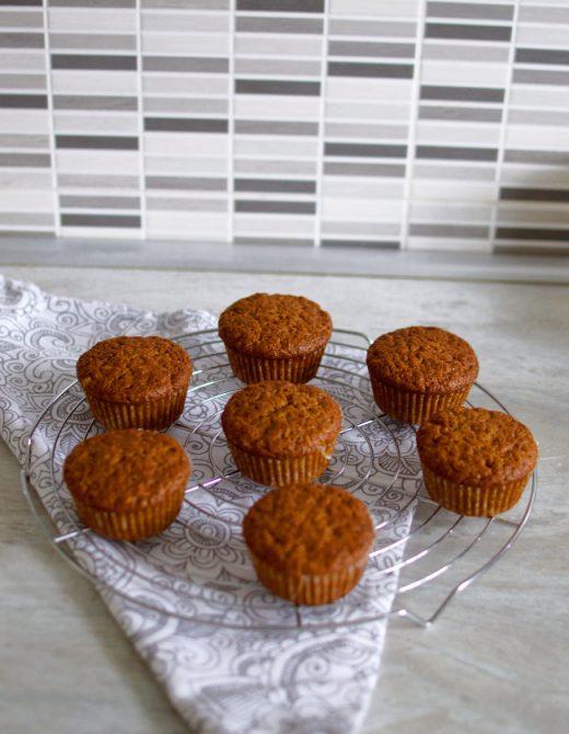 Mrkvové muffiny / Čarovný život