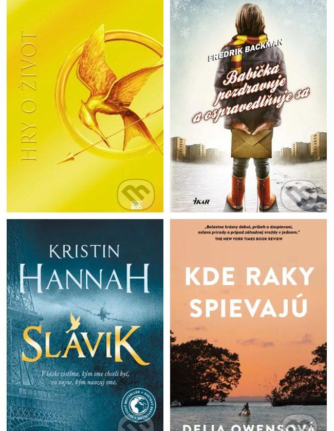 Knihy so silnými ženskými postavami / Čarovný život