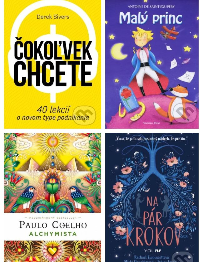 Knižná výzva jún 2020: Knihy, ktoré môžete prečítať za deň / Čarovný život