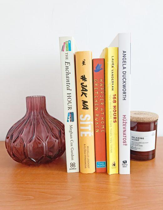 Knižná výzva január 2021: Knihy pre novoročné predsavzatia